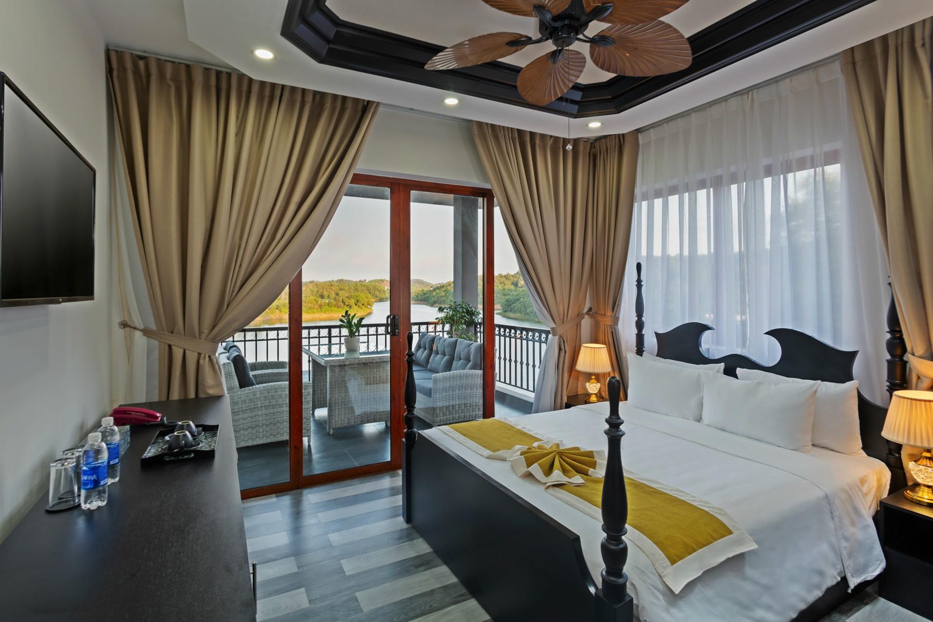 West Lake Apartment Phong Nha Lake House Resort